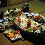 Péninsule d'Izu : ma nuit dans un ryokan de Kumomi Onsen, village de pêcheurs
