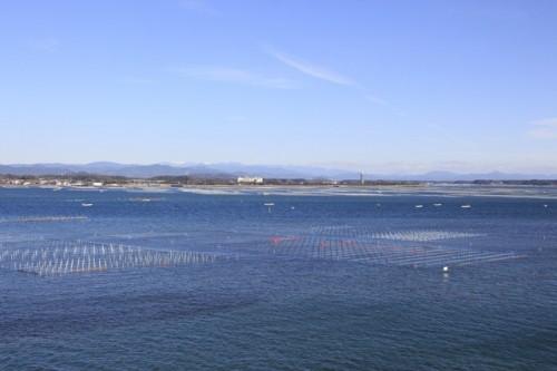 Le lac Hamana-ko