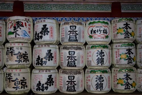 au sanctuaire Toshogu à Nikko