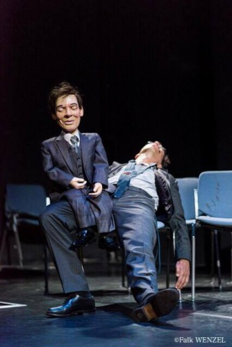 "Le show ""The Ventriloquist Convention"" au World Theatre Festival Shizuoka"