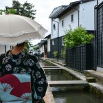Hida Furukawa : porter un kimono à la découverte de la ville