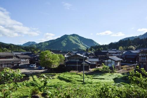 la chambre de l'hébergement Zaigomon à Takane, un village tout près de Murakami