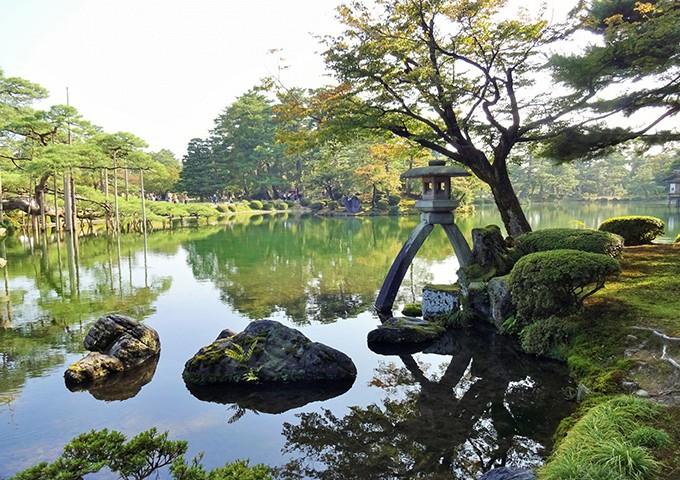 Jardins Japonais Les 5 A Ne Pas Manquer Au Japon Voyapon