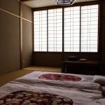 L'île de Sado : dormir dans un minshuku, une auberge traditionnelle
