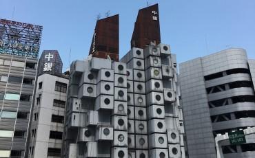 Architecture moderne Tokyo