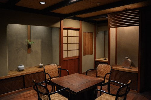 dormir dans un ryokan de luxe karatsu saga voyapon. Black Bedroom Furniture Sets. Home Design Ideas