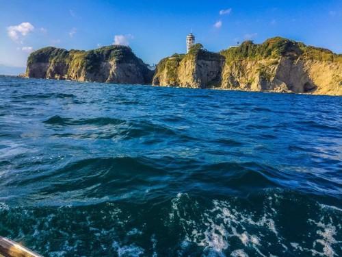 L'expérience incroyable d'une croisière à Enoshima avec Enoshima Moterboat