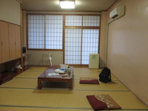 chambre à Hachiman Onsen à Murakami, Niigata