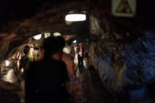 Les grottes Iwaya à Enoshima, tout près de Tokyo