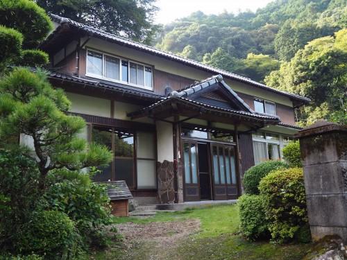 La ferme à Kofuji, sur l'ile de Kysuhu dans la préfecture d'Oita au Japon