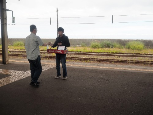 Ekiben, bento, train, gare, streetfood, Japon
