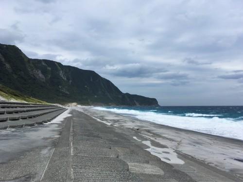 La plage de Habushiura - Niijima, Tokyo