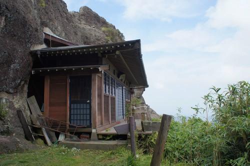 L'Itsutsuji Fudo, lieu de retraite en haut du Mont Fudo, dans la péninsule de Kunisaki, Oita, Kyushu