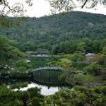 Le jardin de Ritsurin à Takamatsu