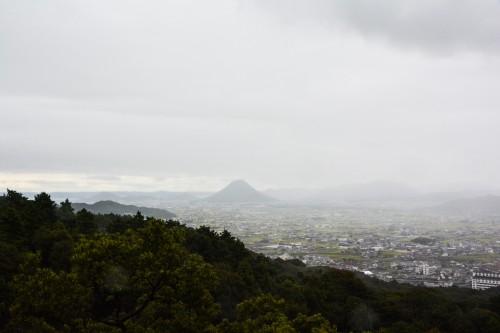 Le Konpira San à Kotohira, dans la préfecture de Kagawa ( Takamatsu) sur l'île de Shikoku