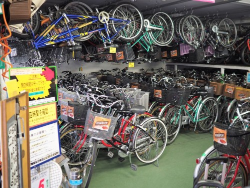 Karuizawa, montagne, nagano, shinkansen, automne, location de vélo