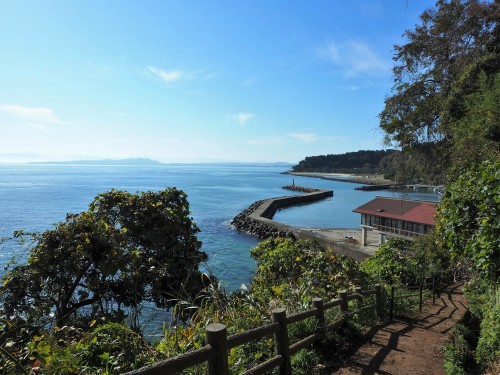 Himi, Mer du Japon, Japon, Temples, Toyama