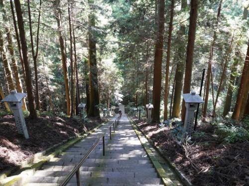 Daiyuzan Saijo-ji, temple, Hakone, Mont Fuji, Tengu