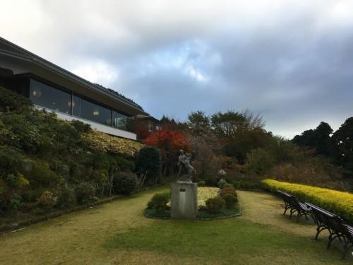 Lac Ashi, Hotel Prince Hakone, Seibu, Mont Fuji, Japon, Musée Narukawa