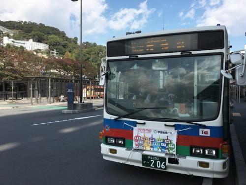 Col, Jukkoku Pass, Japon, Mont Fuji, Bus Izu-Hakone