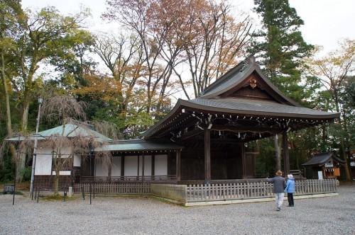 Ohmi Railway, Taga-taisha, Hikone, Shiga, Kyoto, chemins de fer, scène de Nô
