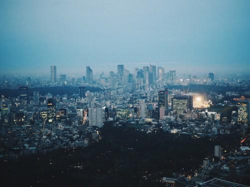 Tokyo la nuit, Kabuki, Roppongi, Shinjuku, Sortie, Concert, Tokyo City View