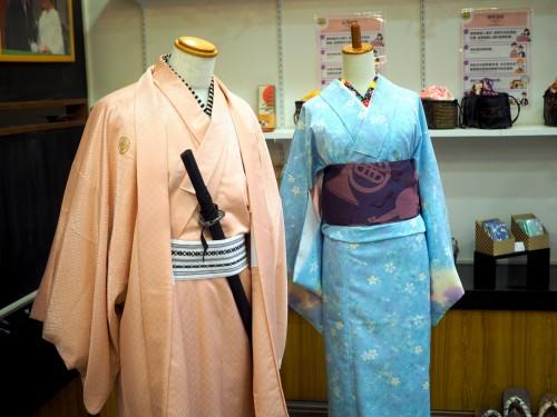 Yutoku Inari en kimono, saga, kyushu, obi, sanctuaire