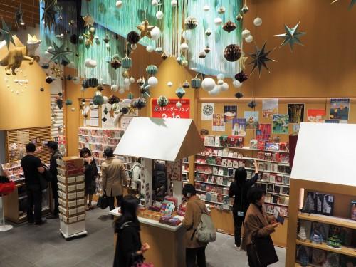 Papeterie au Japon, stationery, Tokyo, papier washi, Itoya