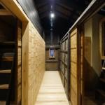 Nuit à la guesthouse Uchikobare entre des murs centenaires