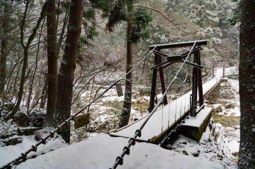 Kakizore, Nagiso, Nagano, Cascade, Japon