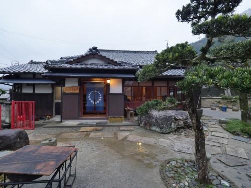 Maison traditionnelle japonaise rénovée par les propriétaires.