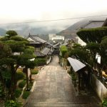 Visite du quartier historique d'Unomachi à Seiyo