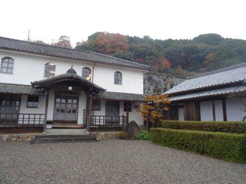 L'école Kaimei construite en 1882.