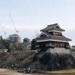 Histoire et culture au château de Kumamoto
