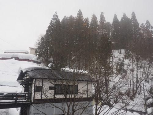 Oyasukyo Onsen, Akita, Tohoku, Ryokan