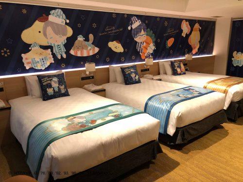 Sunshine City Prince Hotel, Ikebukuro, Tokyo, Yuri on Ice × Sanrio characters