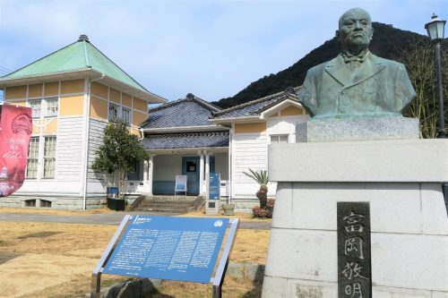 Uki, Kumamoto, Meiji, World Heritage, Japon, port de Misumi West