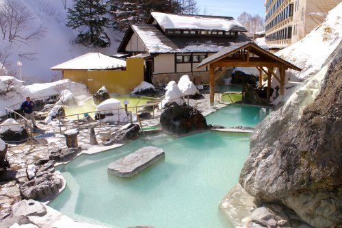 Hyoroku soba, Manza Prince Hotel, Nagano