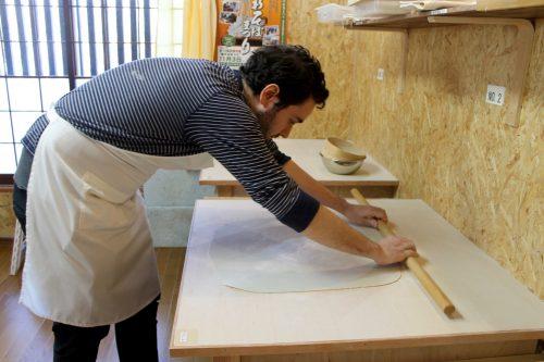 Hyoroku soba, nouilles, atelier, Karuizawa, Japon, cuisine