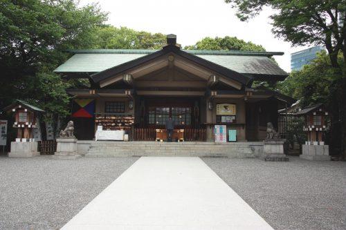 Le sanctuaire Togo de Harajuku, Tokyo, Japon.