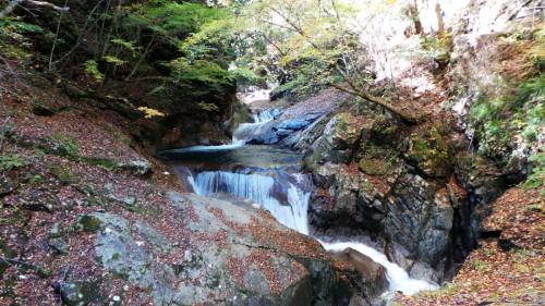 Les gorges de Nishizawa, une perle à proximité de Tokyo, Japon.
