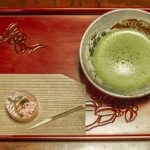 La culture du thé japonais de la ville de Murakami
