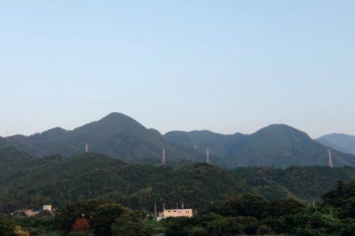 Aux alentours du ryokan Riraku de la ville de Toon, préfecture d'Ehime, Japon