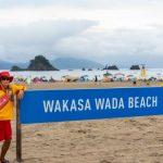 À la découverte de Takahama et les eaux turquoise de sa plage certifiée Pavillon Bleu