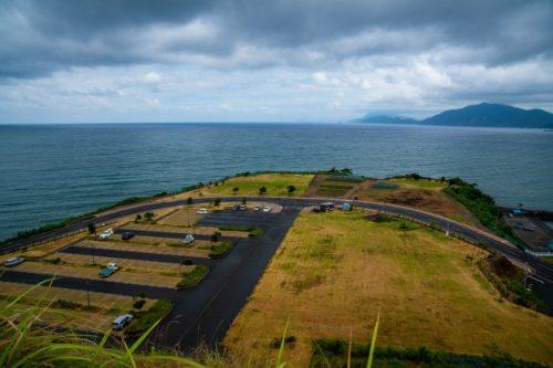 Vue sur Takahama, Préfecture de Fukui, Japon