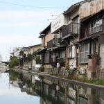 Promenade dans Yonago, paisible ville au pied du Mt Daisen