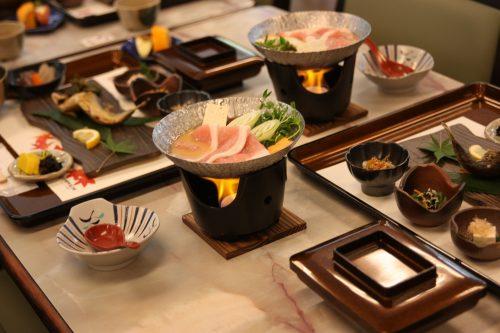 Restaurant Obokekyo Mannaka, Gorges d'Oboke, préfecture de Tokushima, Shikoku, Japon
