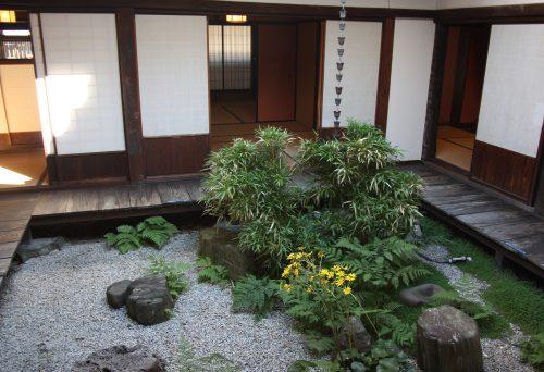 Résidence de la famille Yoshida, quartier historique d'Udatsu, Mima, Tokushima, Shikoku, Japon