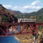 À bord des deux incroyables trains de la préfecture d'Akita