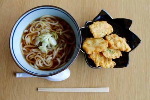 Asahidake, Hokkaido : soba et toriten au restaurant de la station de téléphérique